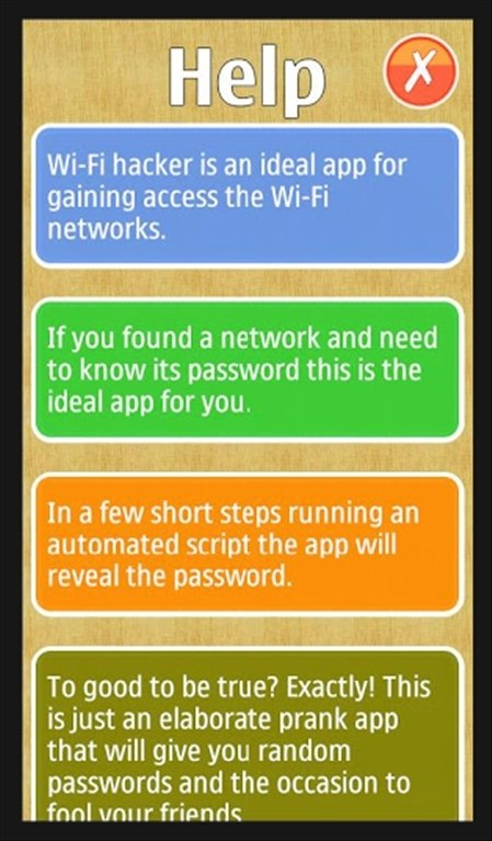 The WiFi Hacker 1 7 - Download for Android APK Free