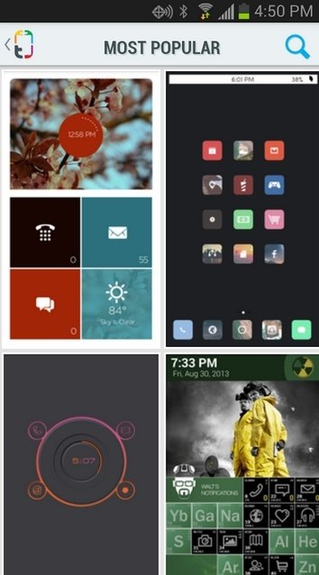 Themer Android image 4