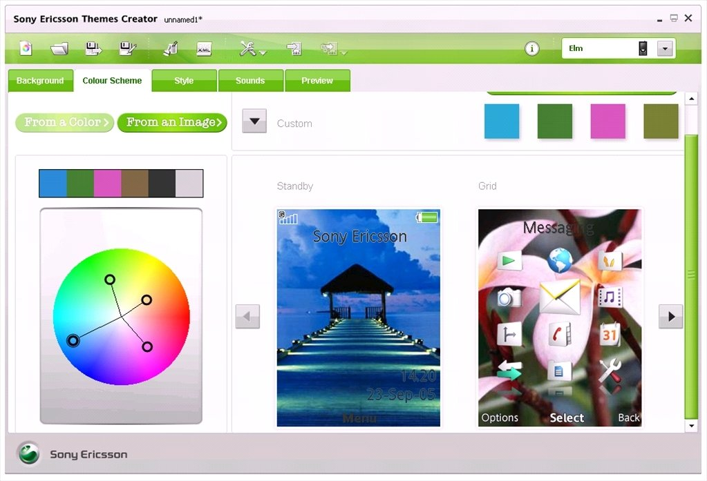 Themes Creator 4 16 2 6 - Download for PC Free
