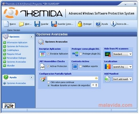themida windows 7