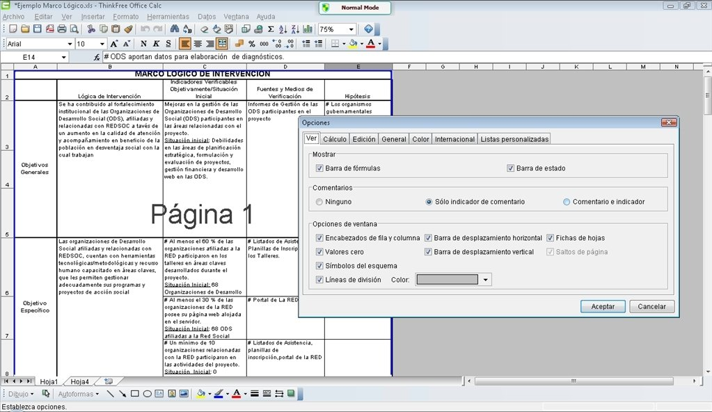ThinkFree Office 9.6.1.0 - Download for PC Free