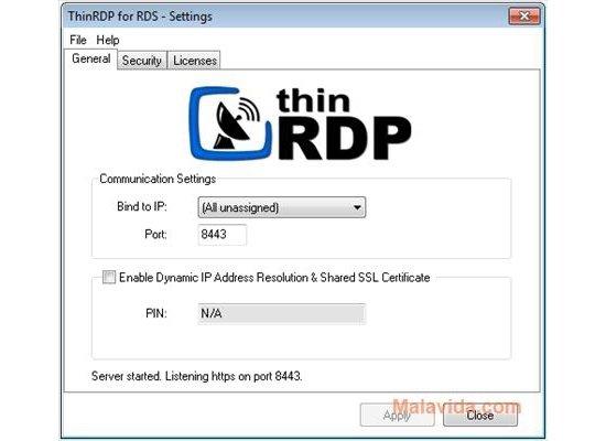 ThinRDP image 7