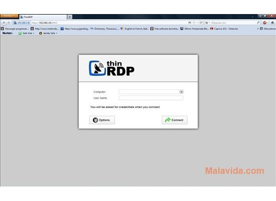 ThinRDP 2 1 0 0 - Download for PC Free