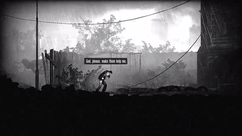 This War of Mine iPhone image 5