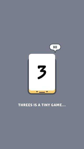 Threes! iPhone image 5