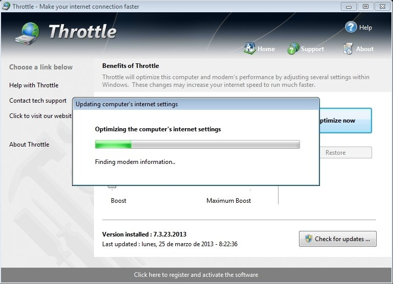 Throttle 8 3 4 2019 - Download for PC Free