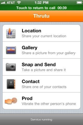 Thrutu iPhone image 5