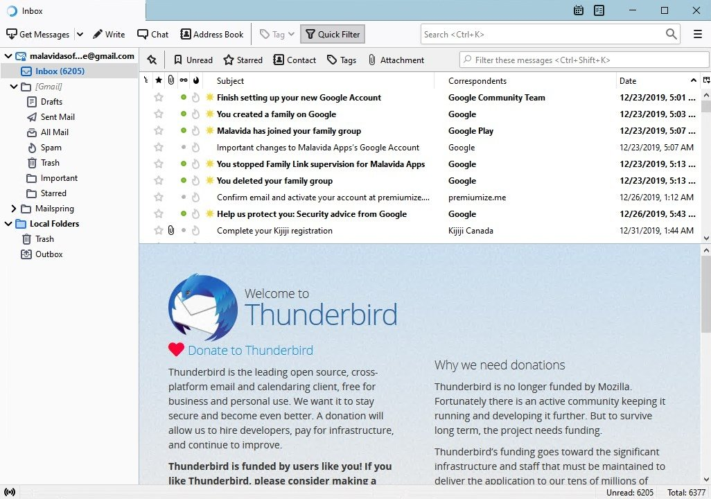 Windows10でThunderbird・Outlookのメールを簡単 …
