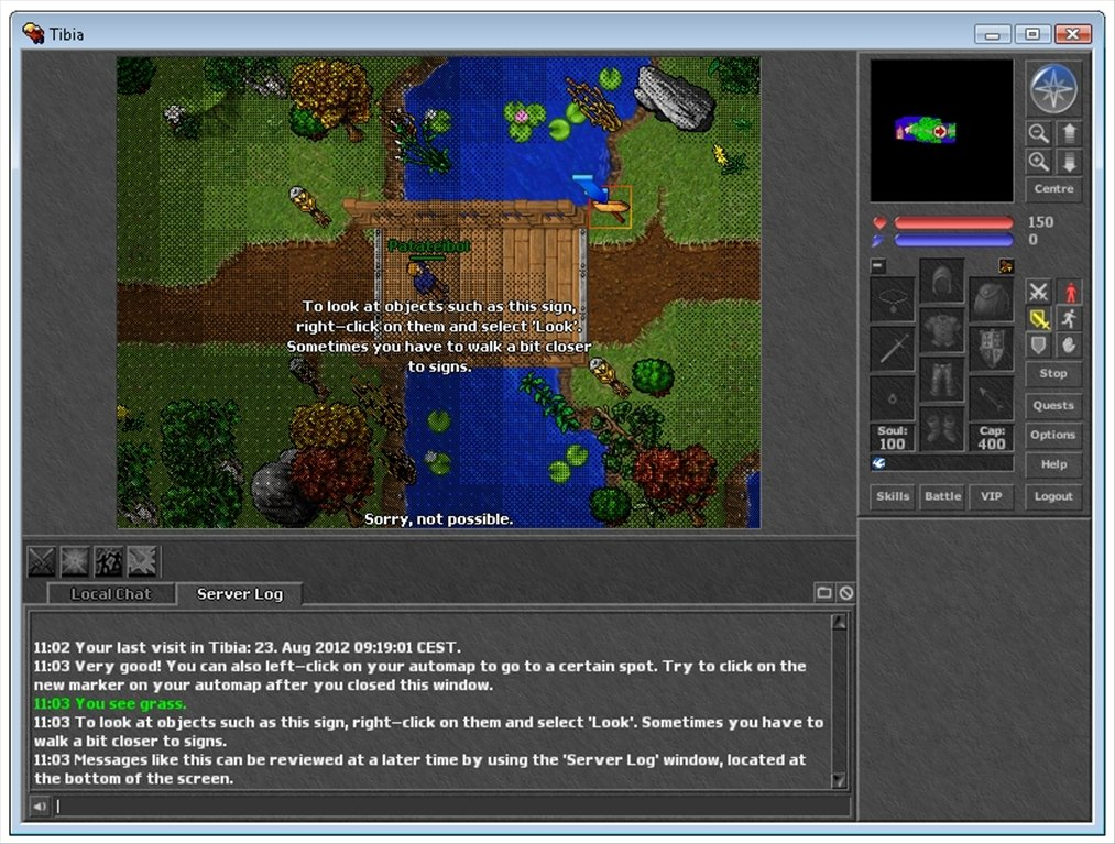 Tibia World Map.Tibia 11 Download For Pc Free