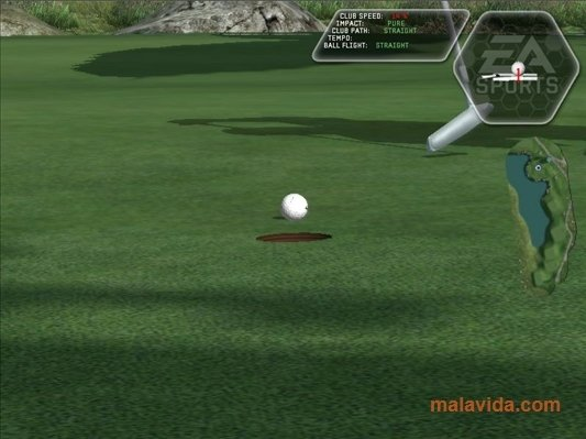 tiger woods 2008 course downloads