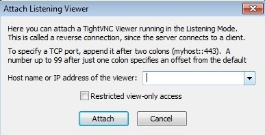 TightVNC 2 8 11 - Download for PC Free