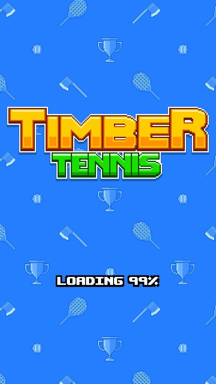 Timber Tennis Android image 7