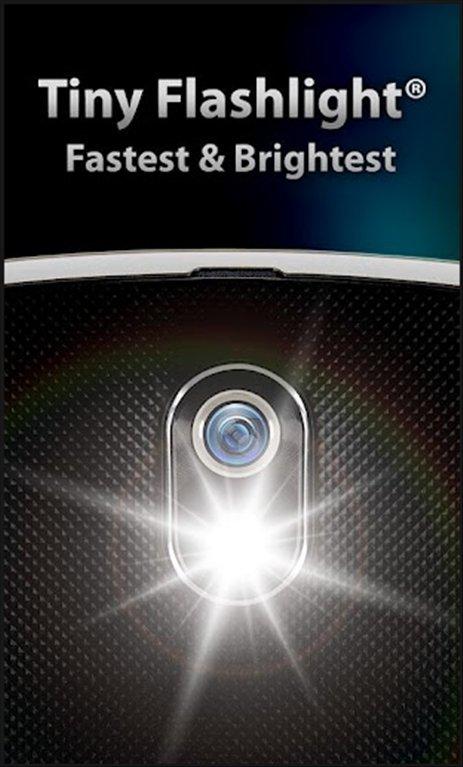 Tiny Flashlight Android image 6