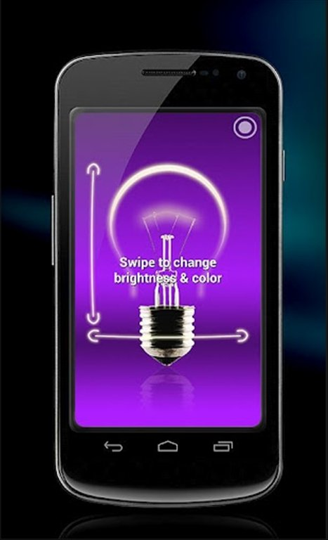 télécharger tiny flashlight 5.2.4 android - apk gratuit
