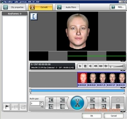 TMPGEnc MPEG Editor image 4