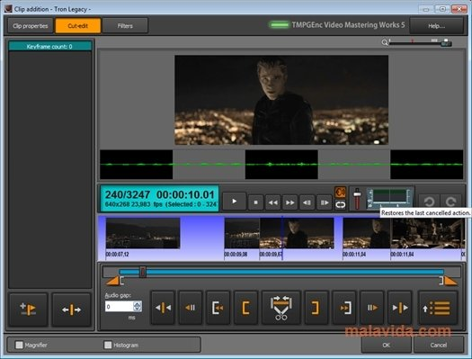 TMPGEnc Video Mastering Works 6 2 10 37 - Download for PC Free