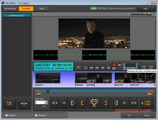 TMPGEnc Video Mastering Works image 6