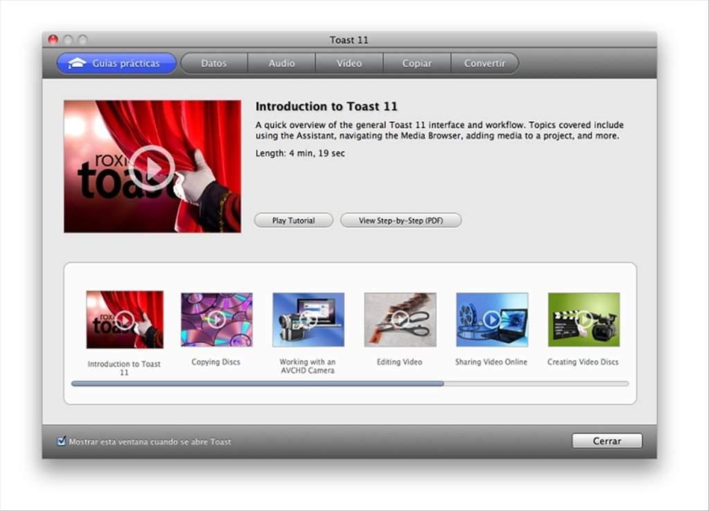 toast 6 lite download
