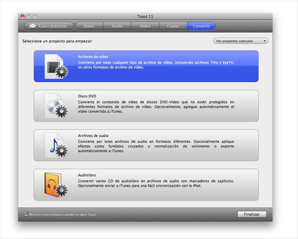 toast 11 titanium mac free download