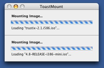 ToastMount Mac image 2