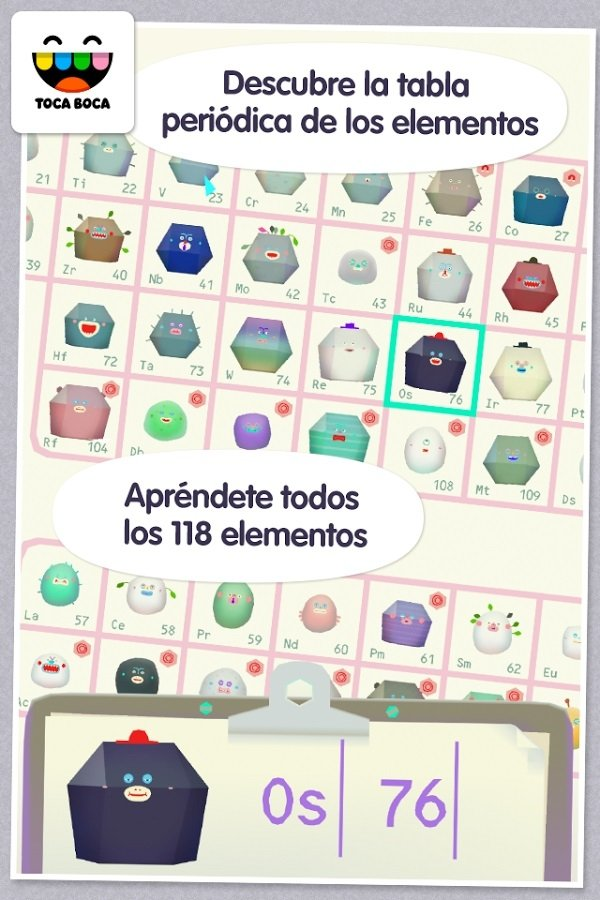 Toca Lab Android image 5