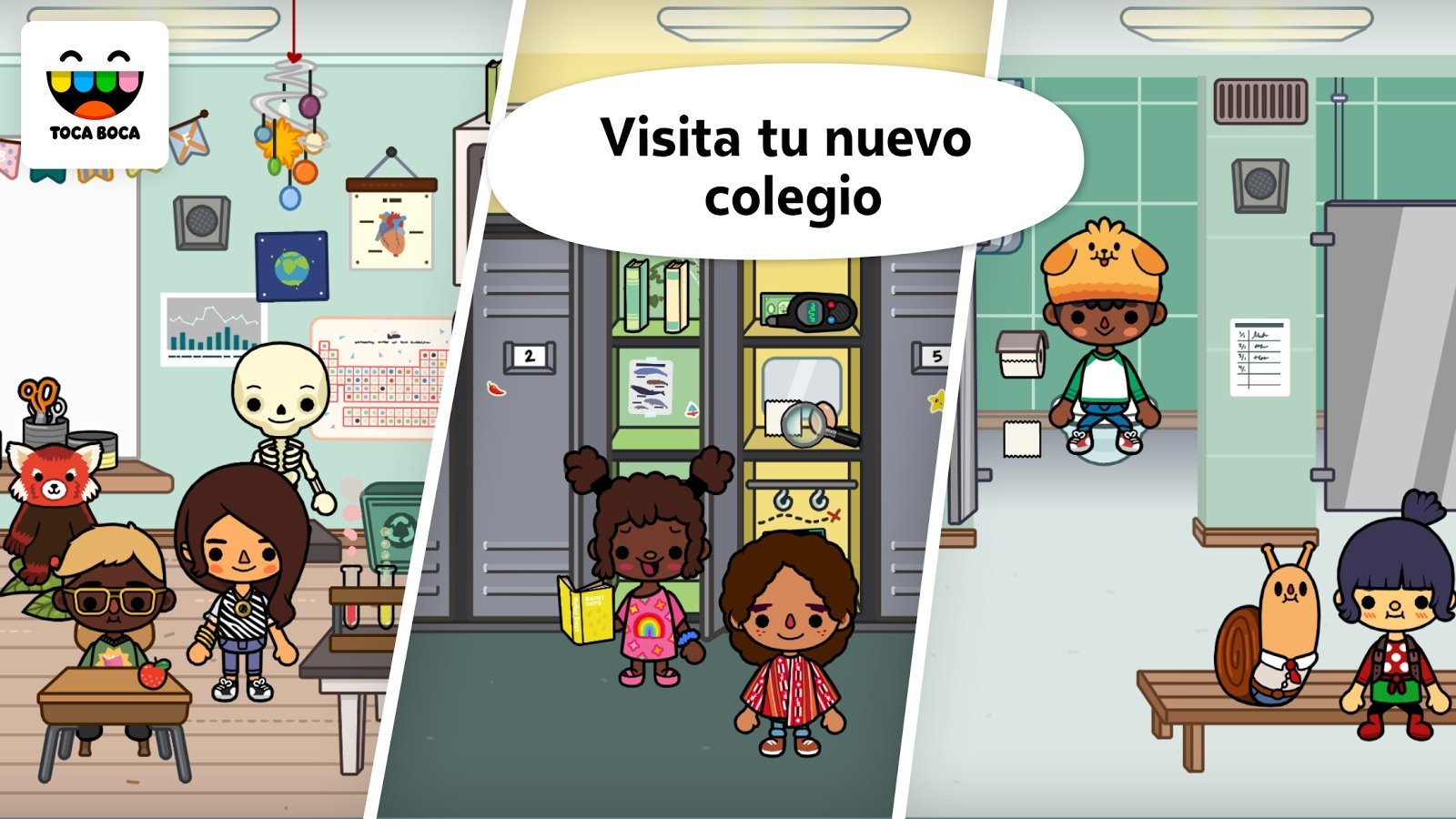 Toca Life: School Android image 5
