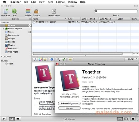 Together Mac image 4