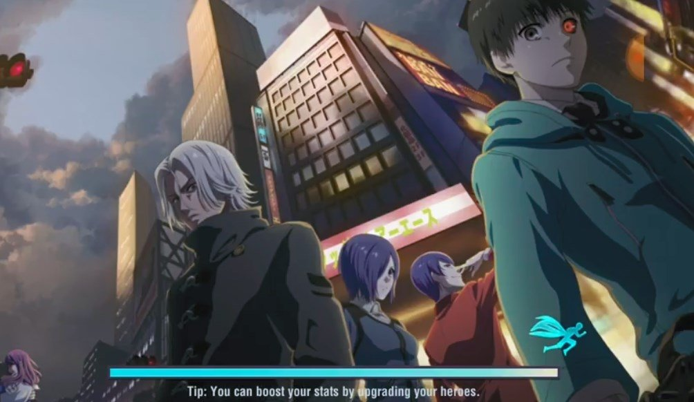 Tokyo Ghoul: Dark War 1 2 9 - Download for Android APK Free