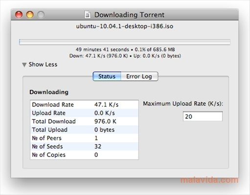 Tomato Torrent Mac image 4