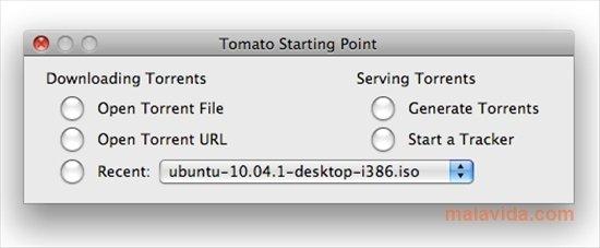 cliente torrent mac