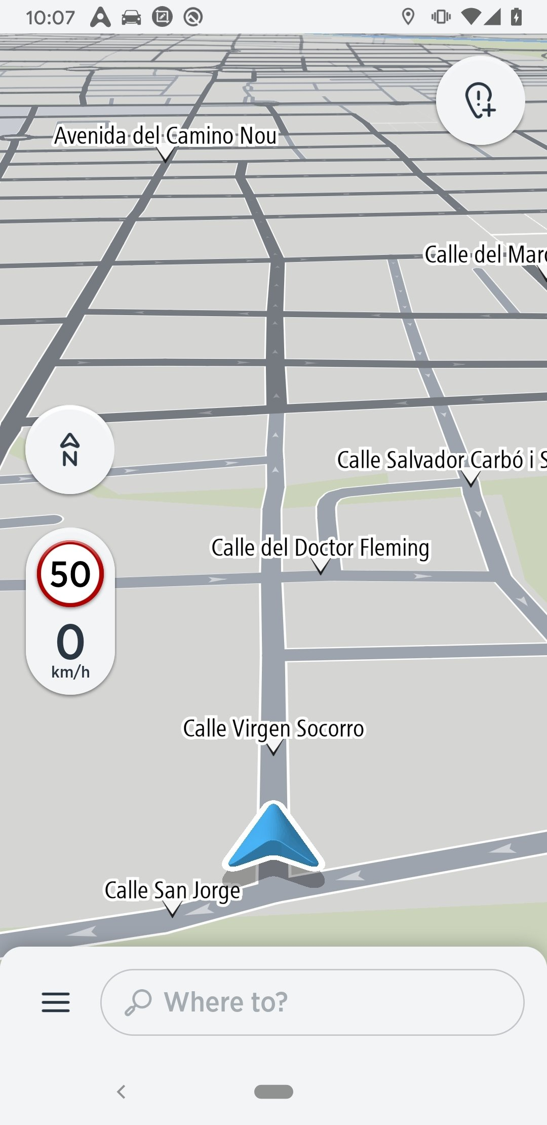 TomTom Speed Cameras Android image 5