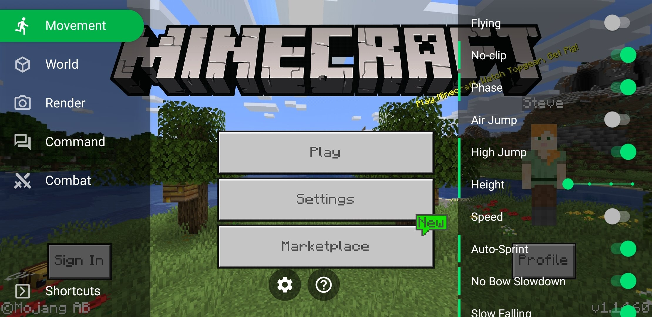 Toolbox for Minecraft: PE 4.3.6.3 - Download für Android APK Kostenlos