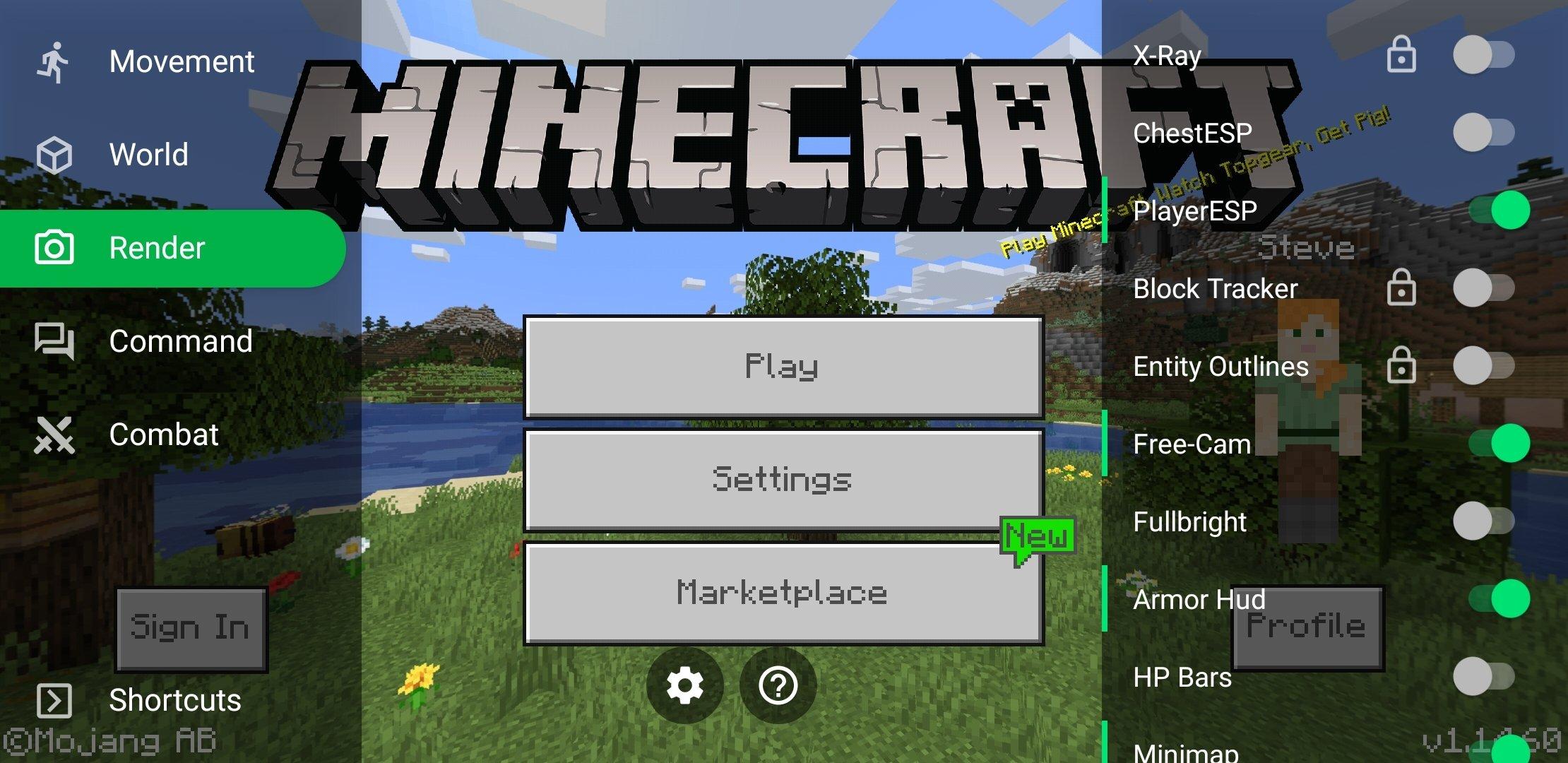 minecraft diamond world скачать бесплатно