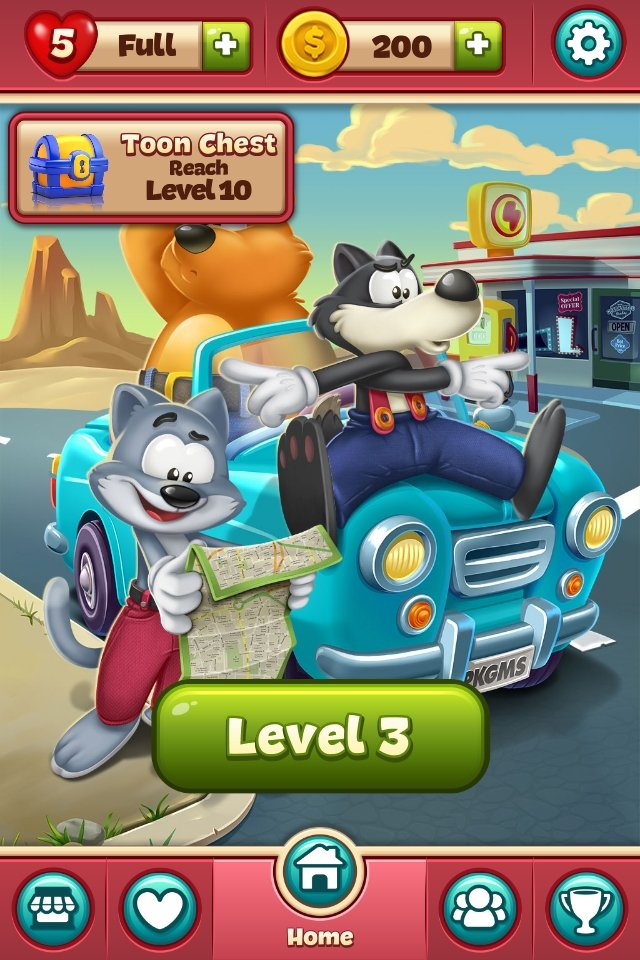 Toon Blast - Download for iPhone Free