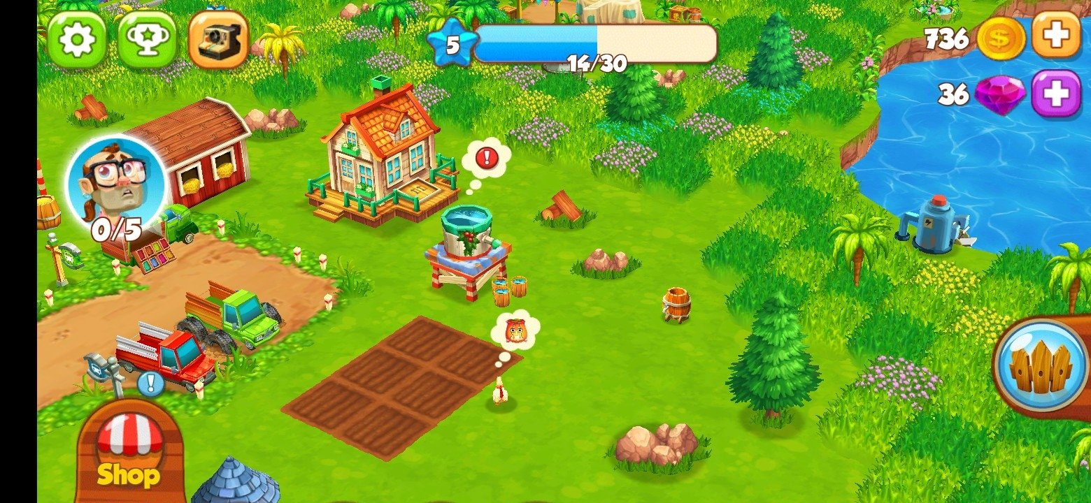 Top Farm Android image 5