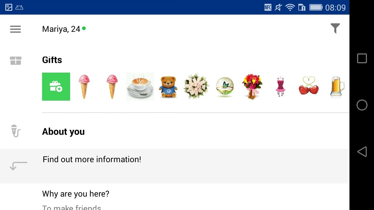 match Making App pour Android Jessica Guide de datation sur le côté obscur cite