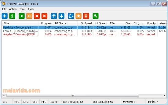 Torrent Swapper image 3