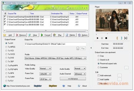 any dvd torrent