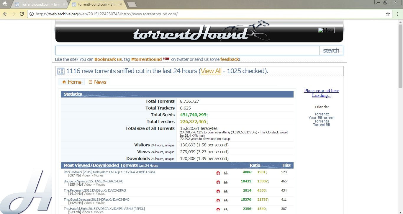 online torrent downloader site free