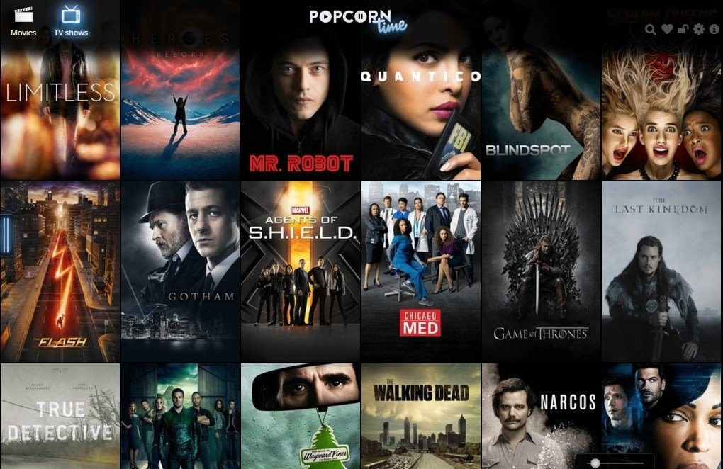 How to watch and download torrent tv series/game of thrones.