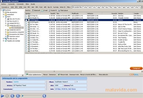 Total Audio Converter image 4