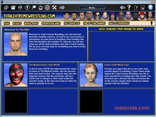 Total Extreme Wrestling image 4