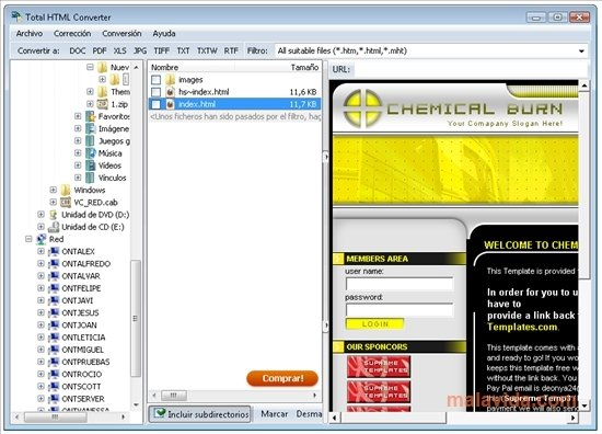 Total HTML Converter image 4