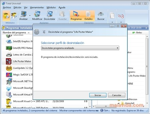 Total Uninstall 6 27 0 - Download for PC Free