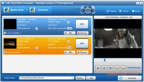 Total Video Converter image 5