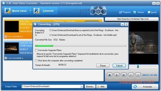 total video converter 3.14 gratuit