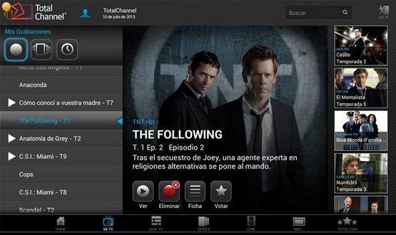 Descargar TotalChannel 1.8.7 para Android - APK Gratis en Español