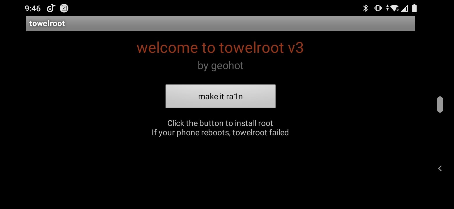 Towelroot Android image 2