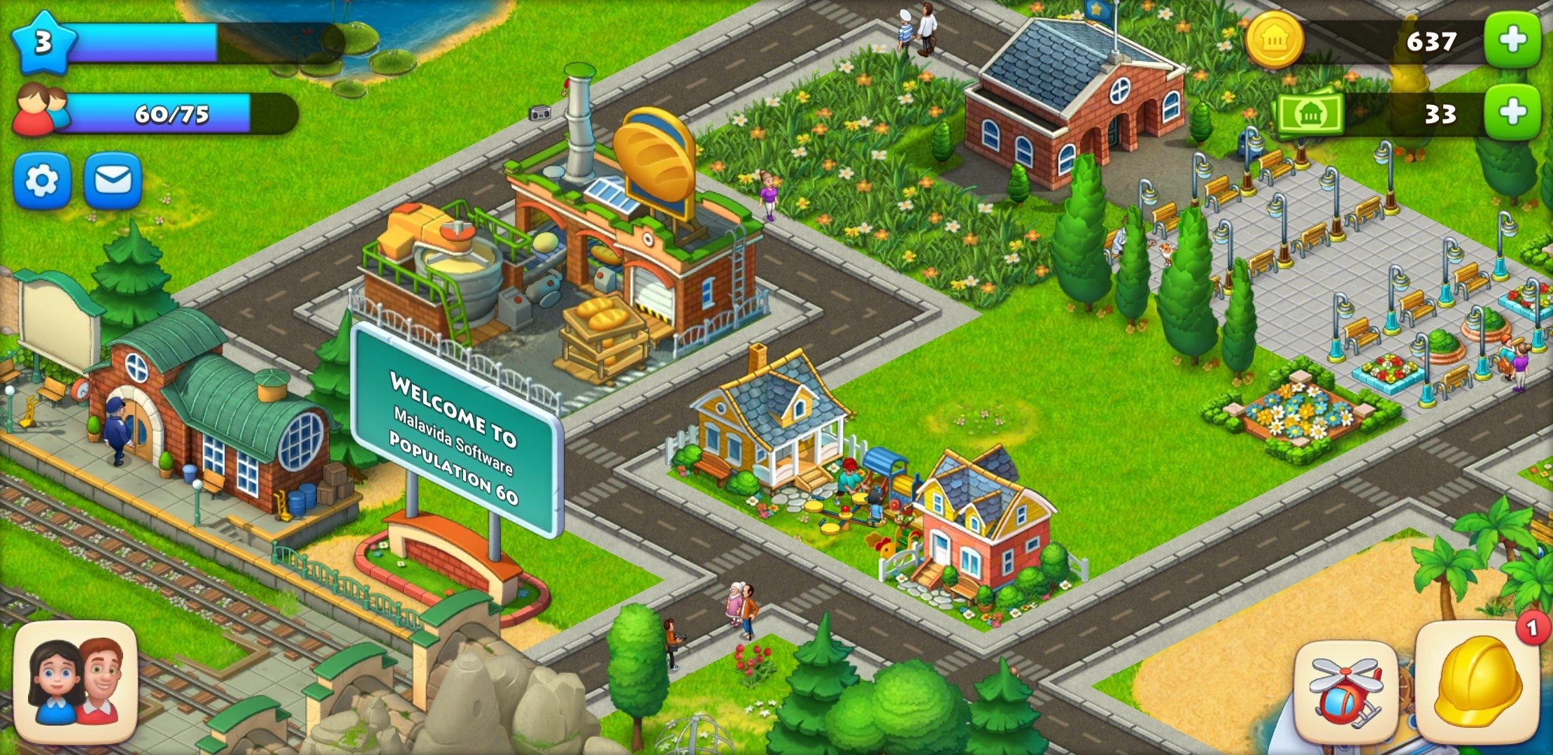 Township Android image 5