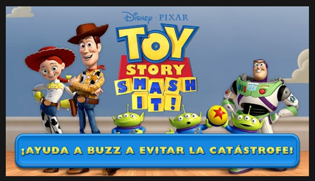 Toy Story: Smash It! Android image 5